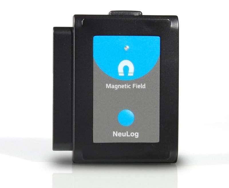 Sensor interface de Campo Magnético