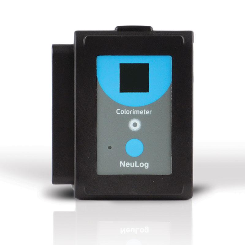 Sensor interface Colorímetro