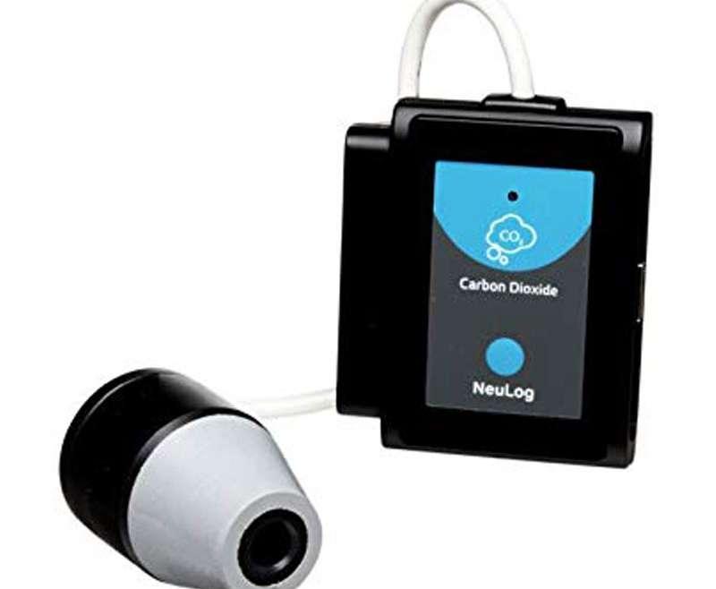 Sensor Interface de CO2