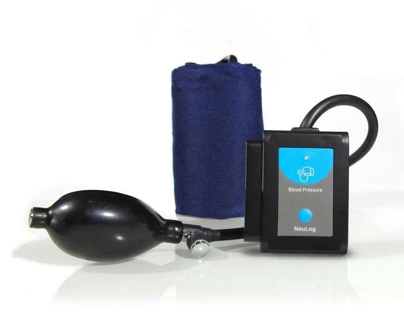Sensor interface de Presión Sanguínea