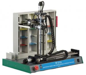 Robot cartesiano y almacenamiento computarizado (TP-3713)