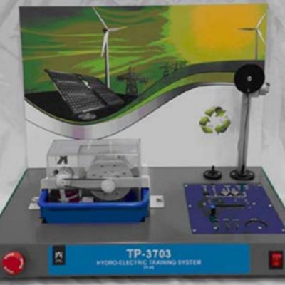 Sistema de entrenamiento de Energía – Hidroeléctrica (TP-3703)