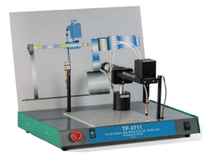 Principios de robótica y robot polar (TP-3711)