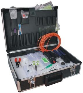 Kit de conectorización y empalme Scientech 2512