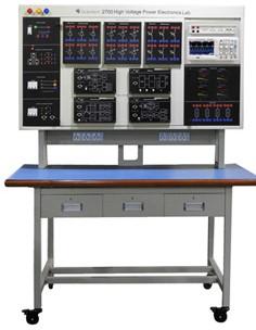 Laboratorio de electrónica de potencia de alta tensión Scientech 2700